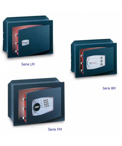 Cajas de Seguridad Empotrables - Series LM