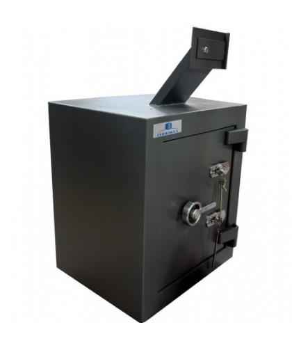 Cajas Fuertes Gasolineras de Empotrar - Aenor Nº 055/000018